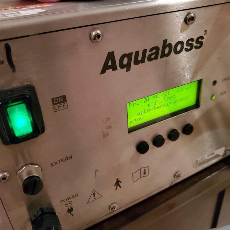 AQUABOSS EcoRO Dia 70 Portable Water Treatment System Dialysis Machine Lauer