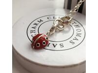 Thomas Sabo Ladybird Charm