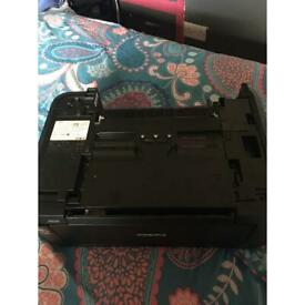 DELL Color Wireless Laser Printer C1760nw Fitted with