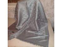 lv scarf lv shawl louis vuitton shawl louis vuitton scarf fashion scarf designer scarf designer