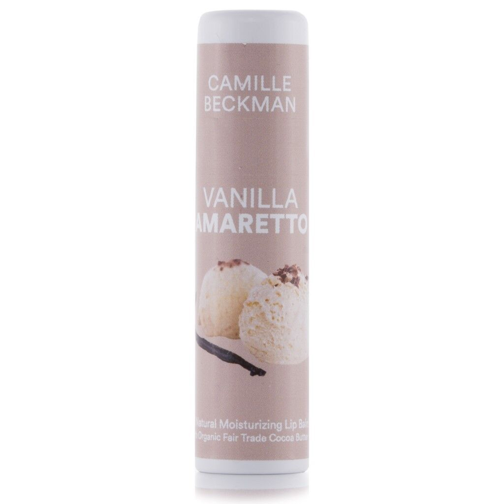 Camille Beckman All Natural Cocoa Butter Lip Balm, Vanilla A