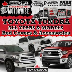 Toyota Tundra Bed Covers - Accessories - Performance Parts | FINANCING Available | Shop & Order Today at Motorwise.ca