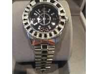 Diamond Dior Watch