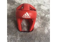 Adidas head gear kids for boxing or mma