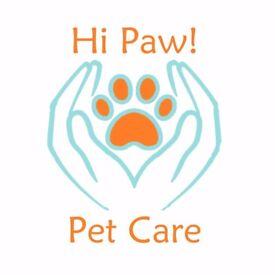 Hi Paw! Pet Care