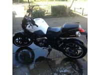 YAMAHA MT03 - 660CC - 16472 MILES - with Heat Grips & Bike Cover - 2008