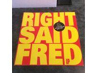 Right Said Fred - Up - Vinyl LP Album 1992