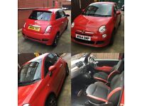 FIAT 500S FOR SALE, ONE FEMALE OWNER FROM NEW