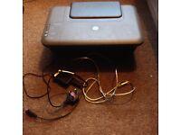 HP Deskjet 1050 Printer/Scanner