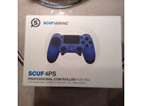 Scuf 4ps boxed like new!!! £70 ono