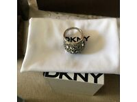 DKNY ring(pick up is Dover)