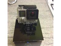 Gopro4k hero black action camera