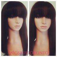 Cheap Human Hair Wigs In-Stock & Ready for Purchase