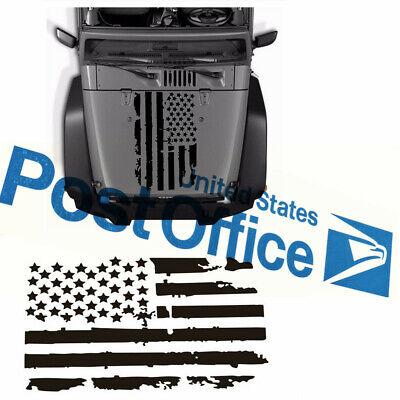 USA Flag 35.5''x 20'' Car Truck Hood Body Window Vinyl Decal Sticker Universal #