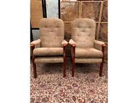 3 x Armchairs Each £20