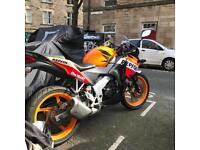 2013 Honda cbr 125 cc