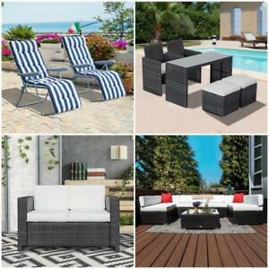BRAND NEW @  WWW.BETEL.CA || Up to 50% OFF ||  Patio, Garden, Backyard Furniture and Accents || FREE DELIVERY!!