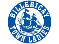 PLAYERS REQUIRED AT BILLERICAY TOWN LADIES F.C.