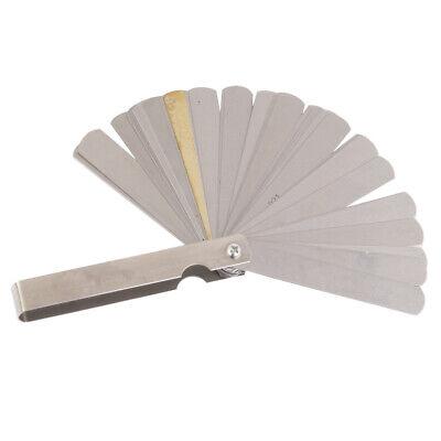1 Set Metricinch Feeler Filler Gauge W 32 Blades Valve Measure Tool Sliver