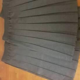 3 School skirts 13-14 years new