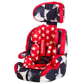 Cosatto Zoomi Hipstar Group 1/2/3 car seat-New(other)