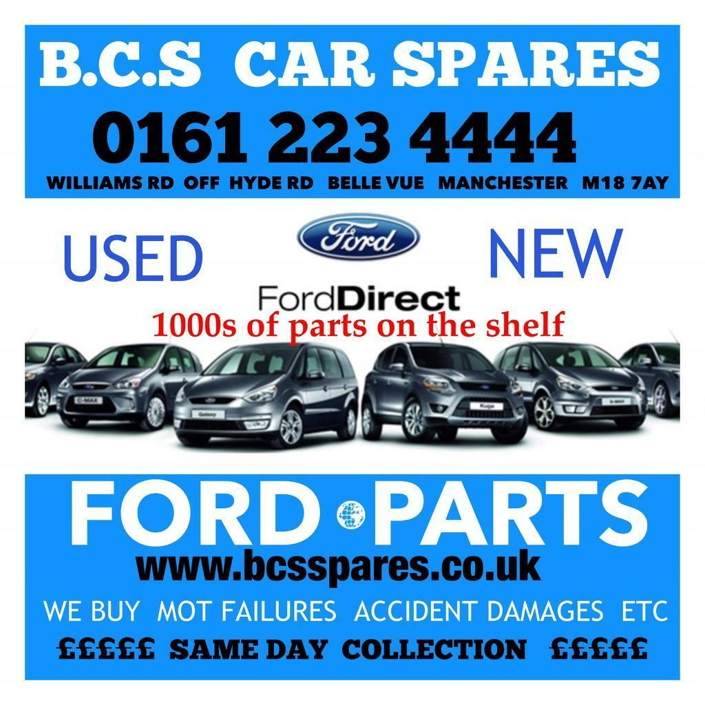 FORD. PARTS MANCHESTER STOCKPORT BURY. BOLTON OLDHAM. HYDE. TRAFFORD