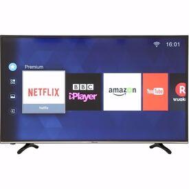 "Hisense H43M3000 43"" 4K Ultra HD Smart TV Black"