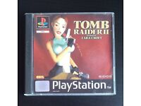 Tomb Raider II for the Sony PlayStation