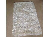 John Lewis Rhapsody rug. Size 140cms x 80cms. As new - only used once.
