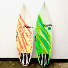 Two Grom boards really good condition.