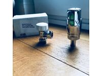 Two thermostatic valves - brand new
