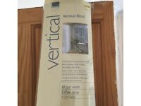 Vertical blinds new