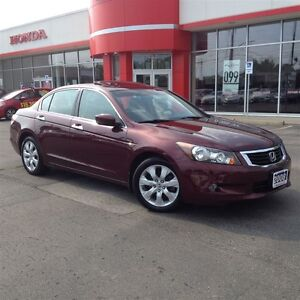 2008 Honda Accord EX-L V6| One Owner| Accident Free|