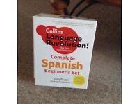 Spanish language course. Brand new and unopened.