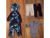 Baby Boy 3-6 Month Old Clothes Bundle