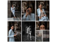 London Photographer - Individual or Couple Street Style Photo session