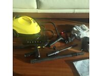 Karcher steam cleaner - great condition