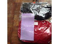 BNWT Next Maternity long sleeve tops X3 RRP £29.99