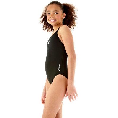 speedo Essential Endurance+ Medalist Swimsuit Mädchen black 2019 Schwimmanzug