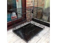 Dog crate for hatchback or similar.