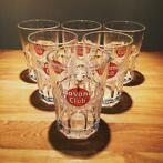 Lot de 6 verres mojito Havana club