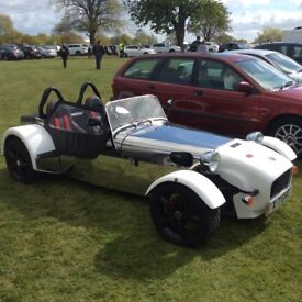 I am selling my Zero GBS kit car Built 2012 REG . X 7ERO only 1500miles on new engine.