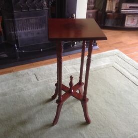 Lamp Table Plant Stand Different