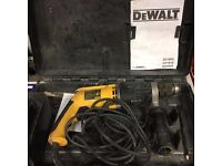 DeWalt D21805S Drill