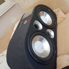 Subwoofer for the car