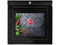 NEW Hoover VISION Wifi Built In Electric Single Oven Black Glass - RRP £1499