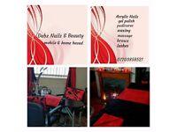 Beauty treatments & massage