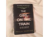 Girl On The Train - hard cover