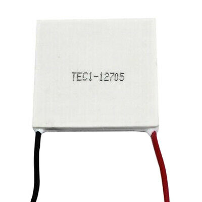 1pc Tec1-12705 5a 12v Heatsink Generator Thermoelectric Cooling Peltier