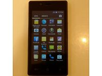 "New X3-3G DUAL SIM ANDROID smartphone 4"" screen SIM FREE, dual camera"